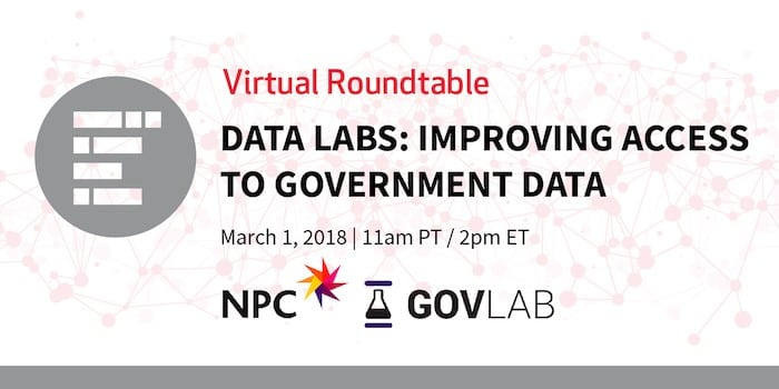 Data Labs Virtual Roundtable