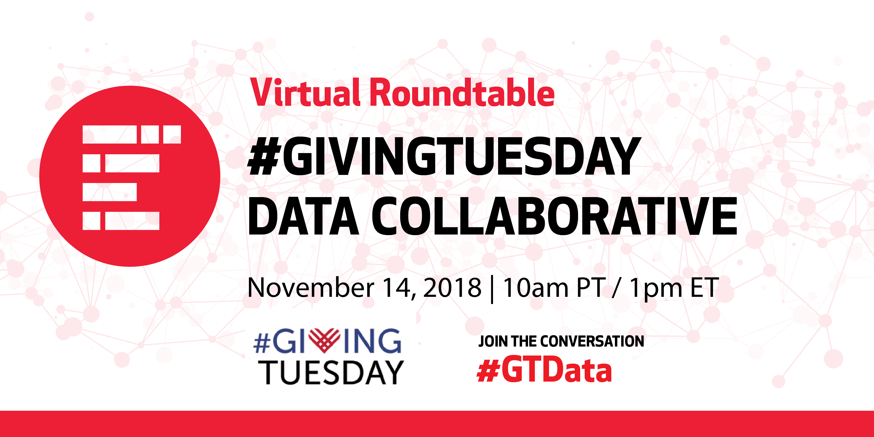 #GivingTuesday Data Collaborative